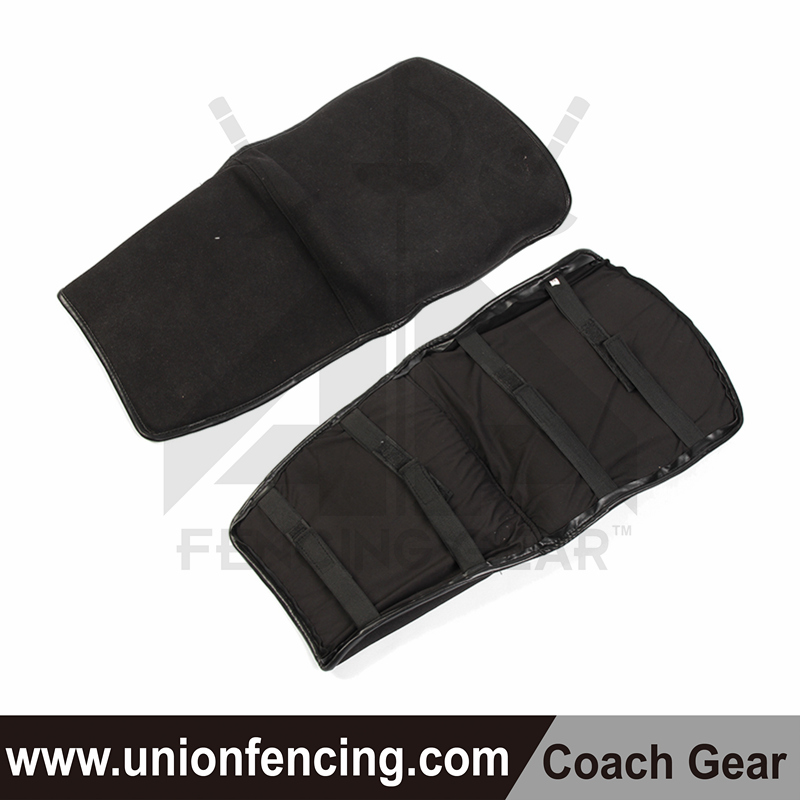 Coach Leather Leg Cover